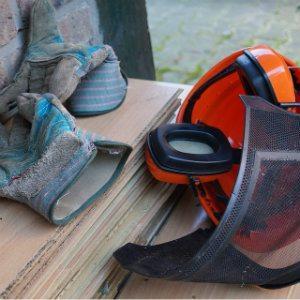 safety gear circular saw