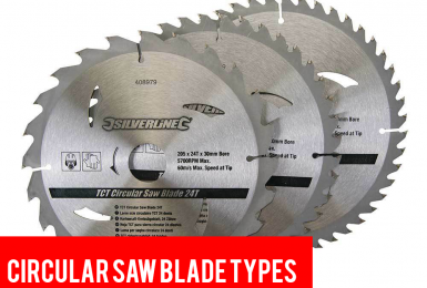 Ultimate Guide: Circular Saw Blades Types