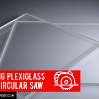 How to Cut Plexiglass With a Circular Saw