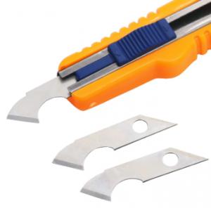 plexiglass knife