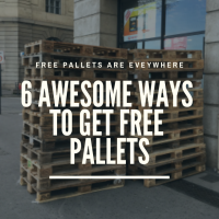 How to Get Free Pallets – A Complete Guide