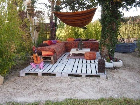 15 Amazing Pallet Garden Furniture Ideas Power Saw Expert