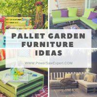 15 Amazing Pallet Garden Furniture Ideas