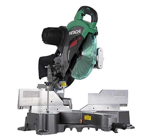 hitachi miter saw review