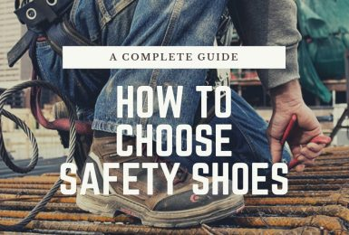 How to Choose the RIGHT Safety Shoes – A Complete Guide