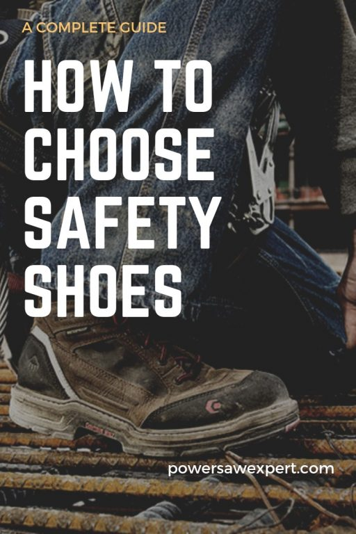How to choose safety shoes