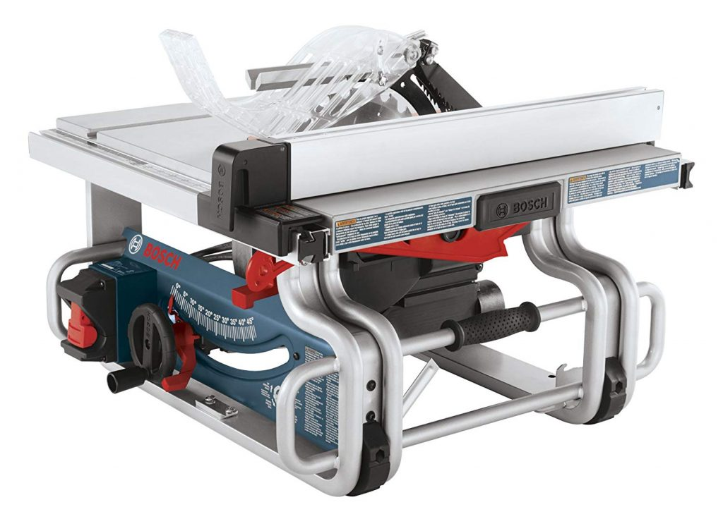 bosch 10 inch portable table saw