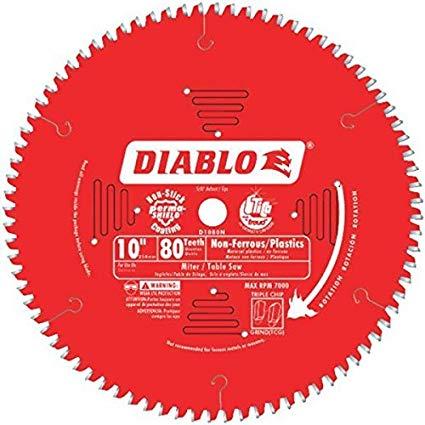 diablo plastic blade