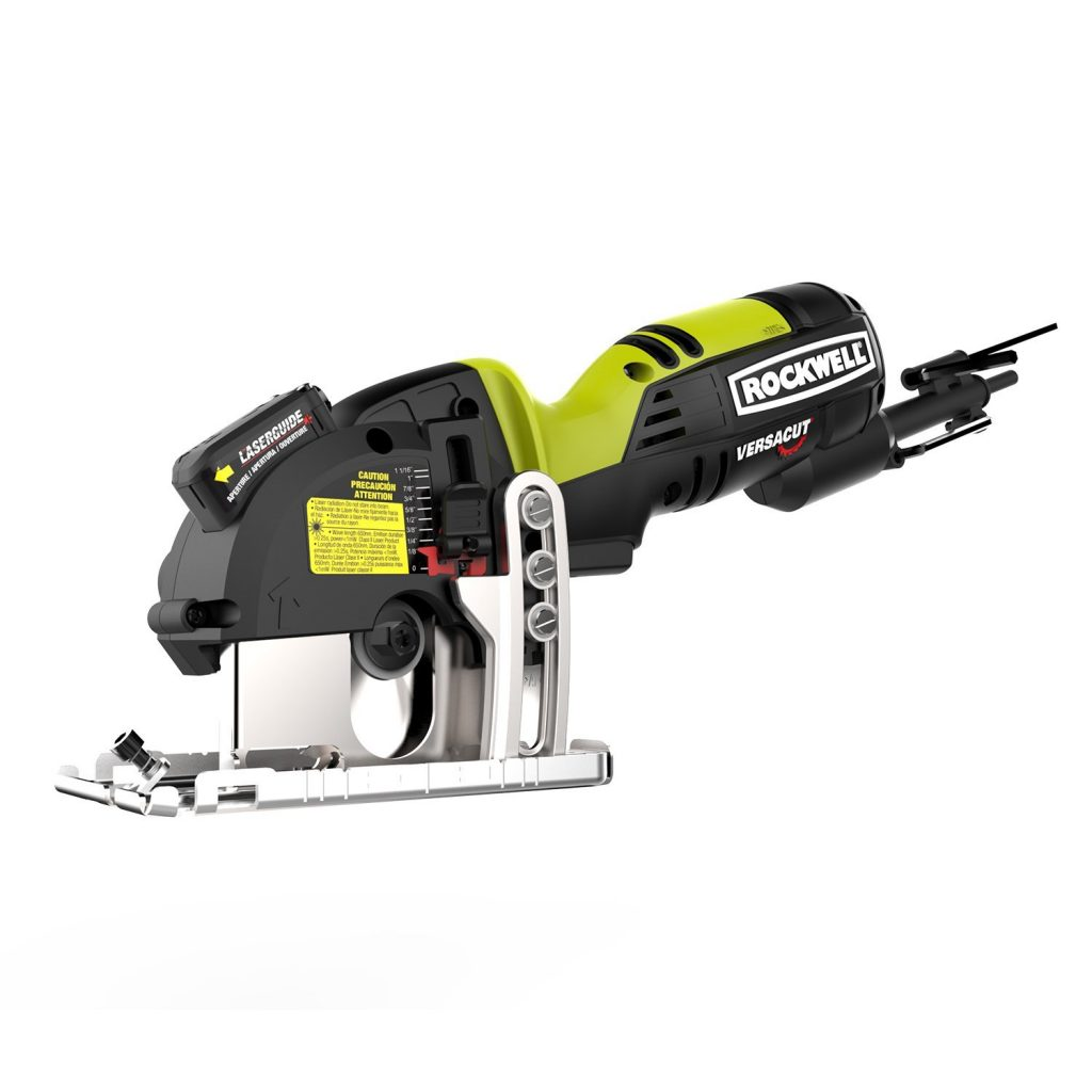 rockwell rk3440k compact circular saw review