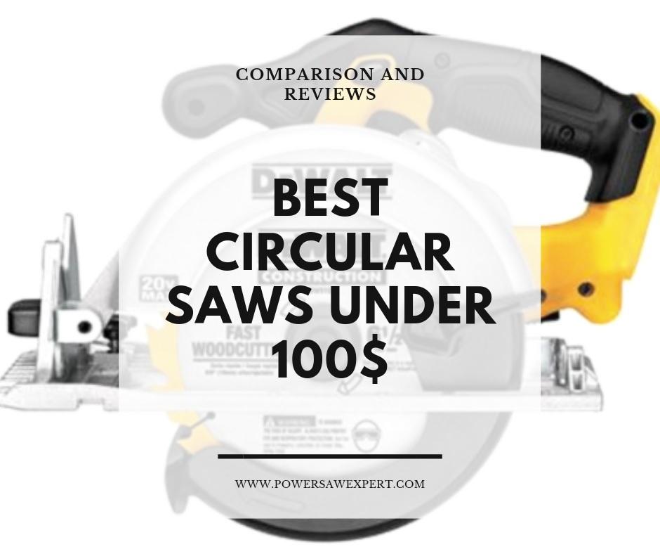 Best circular saw under 100