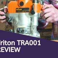 Triton TRA001 3.25 HP Router In-Depth Review