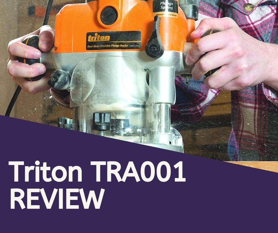 Triton TRA001 review