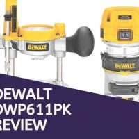 DEWALT DWP611PK 1.25 HP Compact Router Review
