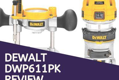 DEWALT DWP611PK 1.25 HP Compact Router Review