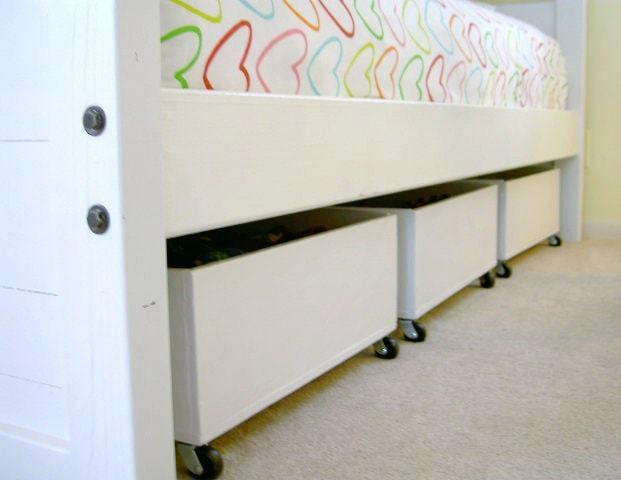 underbed storage bins