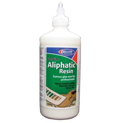 Aliphatic wood glue