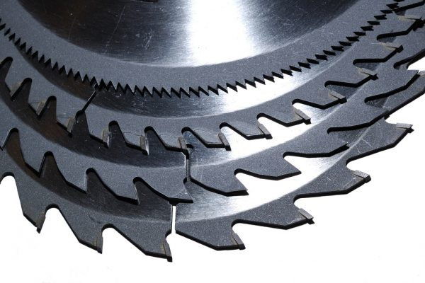number of teeth circular blades